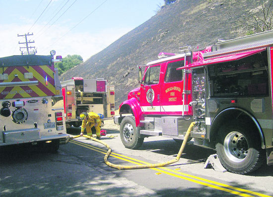 MOFD Adds Four New Firefighters to Roster | Moraga-Orinda