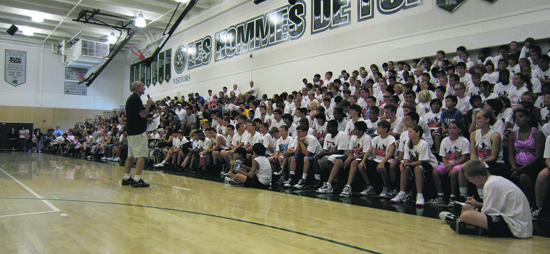 excel basketball camp celebrates 30 years
