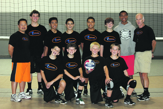 ... California Volleyball Association Power League #1 after successful  tournament play. The team, based in Pleasant Hill, includes five Lamorinda  students, ...