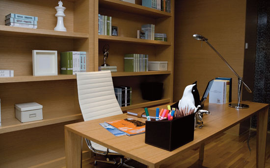 Feng Shui Bring Balance to Your Home Office