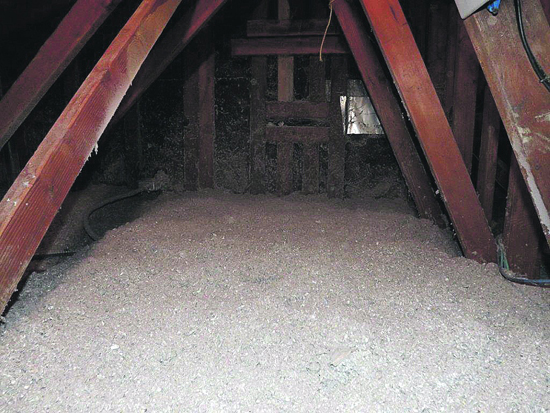 Batting and Blankets and Loose Fill    Oh My! Attic