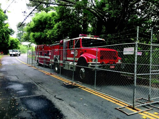 Oakland Fire steps up to help MOFD cover Canyon