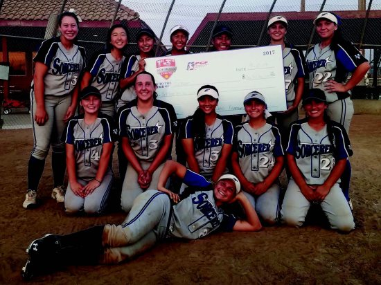 14U Sorcerer team goes undefeated in Modesto tournament